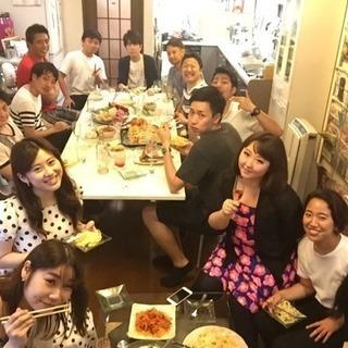 急募!和食会(^o^)/残り枠..あと2名のみ!!