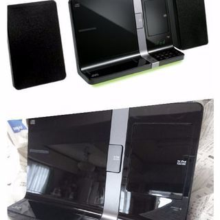 【中古】●JVC Victorビクター iPad/iPod/iPh...