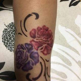 Fake tatoo  Candy