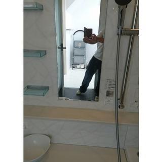 浴室クリーニング☆あきらめる、その前に!カビ・水垢の汚れ、お任せ下さい!