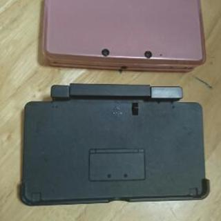 3DS 本体 ピンク