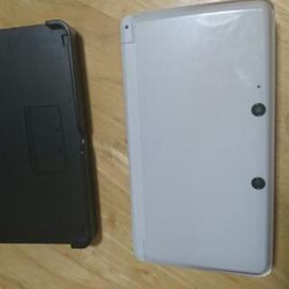 再出品‼ 3DS 本体 ホワイト
