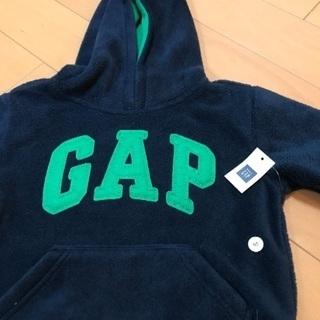 Gap 95子供フリース未使用