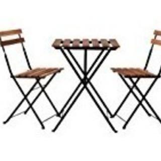 ガーデニング・テーブルセット