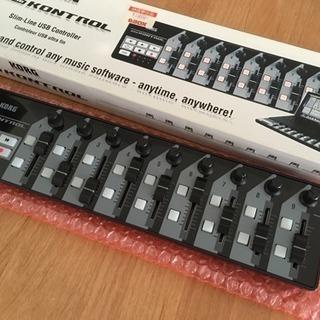 【取引中】KORG Slim-Line USB Control(...