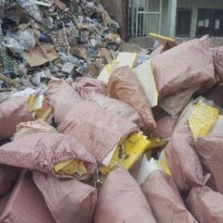産業廃棄物、建築廃棄物回収致します。