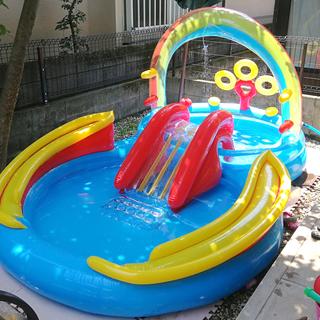 【無料】子ども用プール