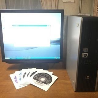 デスクトップPC 未使用 オフィス付