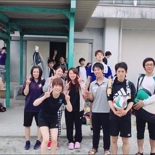 行橋市 バレーボールチーム 無限