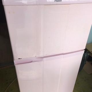 ハイターピンク冷蔵庫