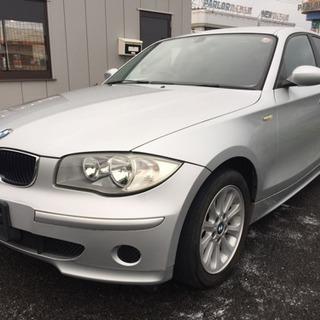 乗り出し35万、18年BMW116、5.2万キロ、検満タン、全部コミ。