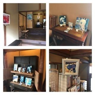 大田眞規子あにまぁ〜る展in純喫茶リエール - 展示会