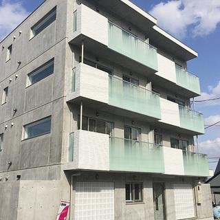 【中央区】 デザイナーズMS 2LDK  閑静な住宅街!! ペット...