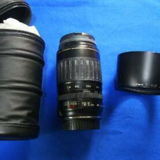 Canon ZOOM LENS EF 100-300mm 1:4...