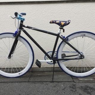 ◆HIGH VOLTAGE◆ピストバイク◆自転車◆直接のお引き渡し...