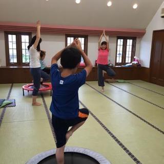 English kids yoga~英語でキッズヨガ~