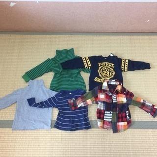 冬 子供服 90サイズ