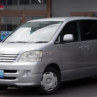 【誰でも車がローンで買えます】H15 ノア XVセレクション シル...