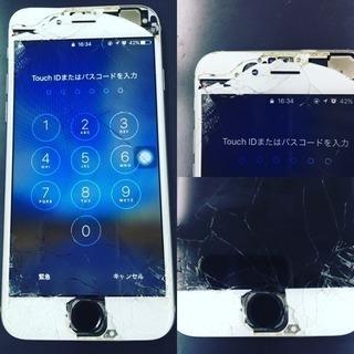 iPhone修理☆