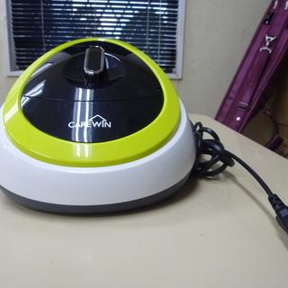 UV寝具用ハイパワー掃除機 ケアウイン HC-600 (グリーン)