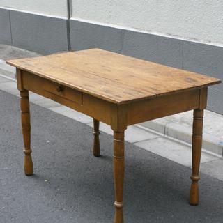 アンティーク木製テーブル