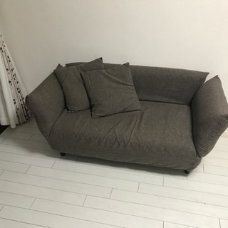 2人掛けソファーベッド