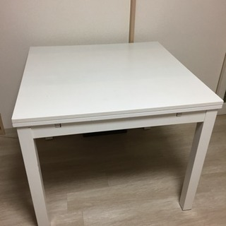IKEA イケア ダイニングテーブル 伸縮