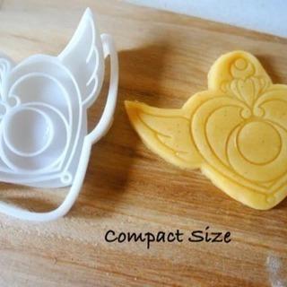 セーラームーン クッキー型