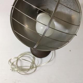 ミッドセンチュリー アンティーク グースネックテーブルランプ