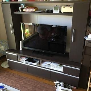 配達可 大きいテレビボード テレビ台 ローボード