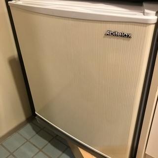 16年版1ドア冷蔵庫 直冷式 46ℓ 冷凍室付き