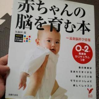 赤ちゃんの脳を育む本
