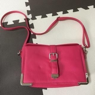ピンク 鞄