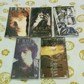 T-BOLAN CD 5枚