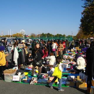 ◎◎「9月16日(土)川越水上公園 フリーマーケット開催」◎◎