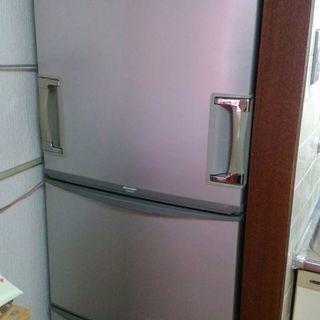 シャープ 2006年製 345L ノンフロン冷凍冷蔵庫  他、食洗...