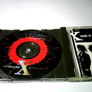 X-JAPAN Vanishing Vision  CD
