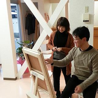 絵画教室講師