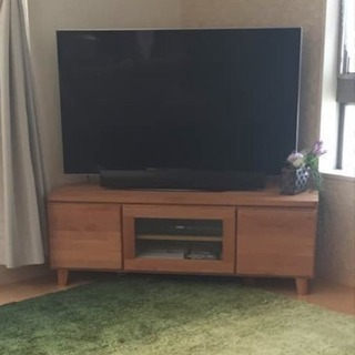 コーナー用テレビボード