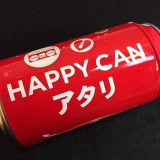 レア コカ・コーラ 非売品 ハッピー缶 カラーイヤホン 未開封