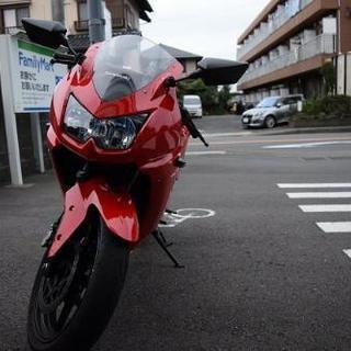 ※週末限定価格※ninja250r 即乗り可能、自賠責30年11月...