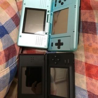 任天堂DSライトと初期