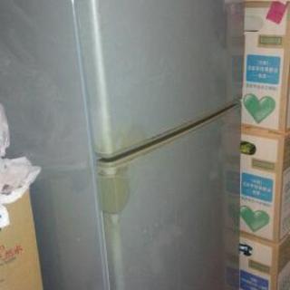 東芝冷蔵庫GR A11Aジャンク品、無料で差し上げます。