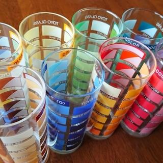 グラス 8セット
