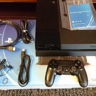 プレイステーション4 PS4 CUH-1000A