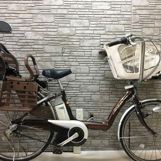 電動自転車 ヤマハ パスリトルモア (リチウム) 子供乗せ