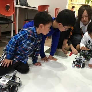 小学生のためのロボットプログラミング教室 ロボ団茅野校