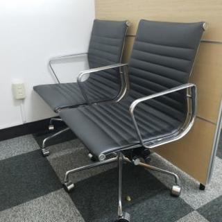 オフィス用椅子×2