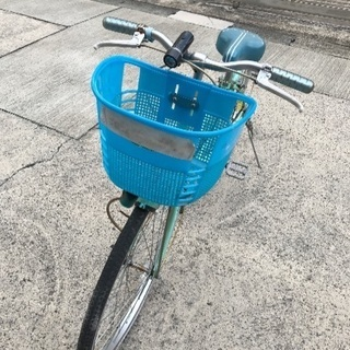 女児用自転車24インチ🚲