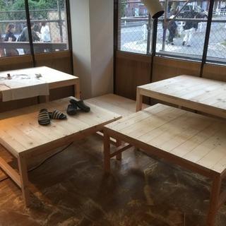 プロ製作 オーダーテーブル等